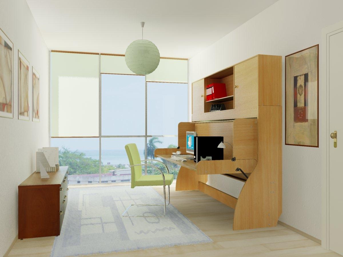 Room With Hiddenbed (Desk).JPG